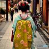 舞妓さんのいる町@祇園