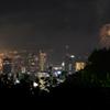 神戸の夜景@布引ハーブ園