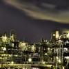 四日市の夜景04 / HDR