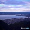 琵琶湖@比叡山ドライブウェイ