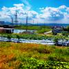 Hot Tenri city /HDR