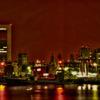 四日市の夜景07 / HDR