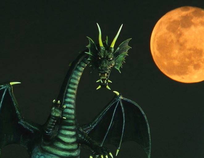 Moon of the dragon