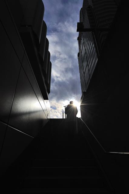 天国への階段。