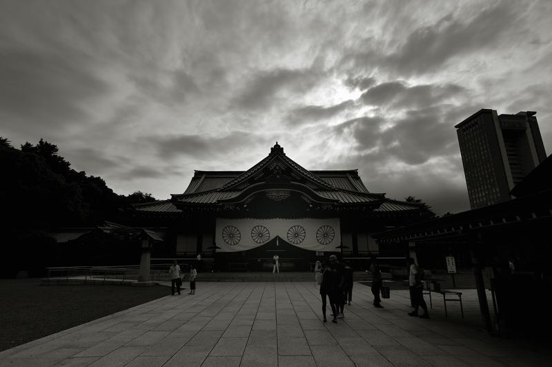 靖国神社。