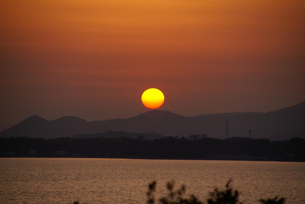 浜名湖サンセット