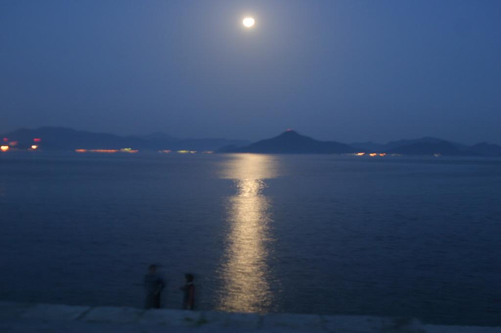 満月うぉーきんぐ
