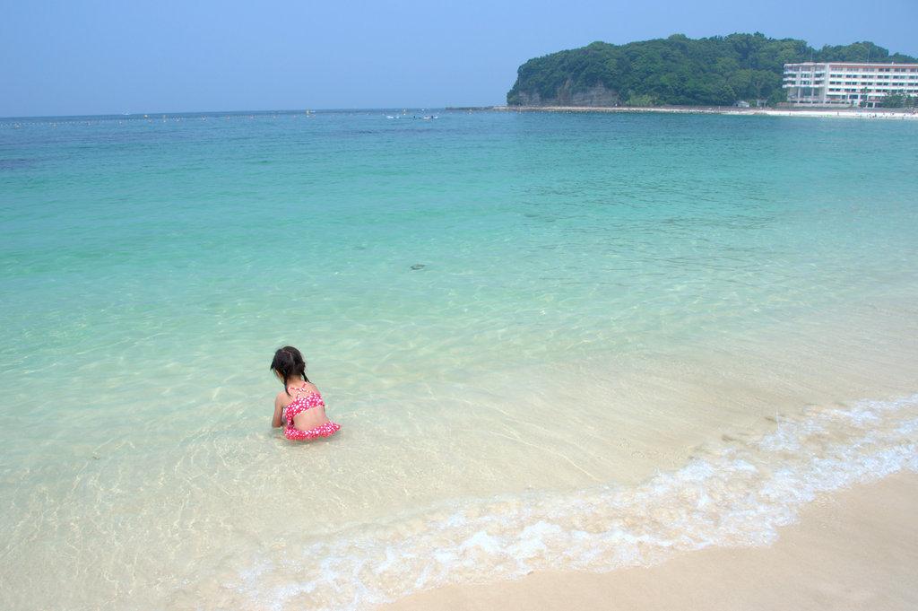 6月の白良浜2