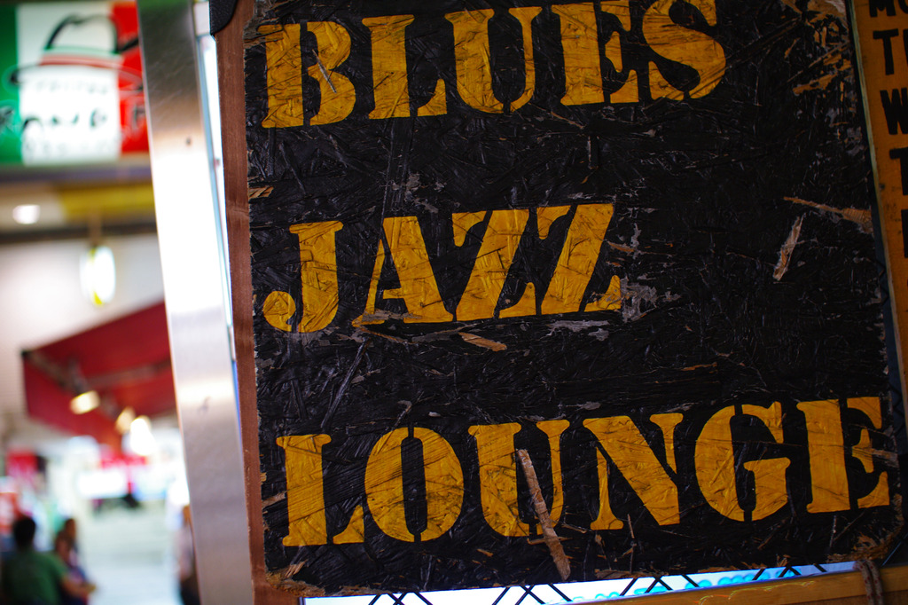 BLUES JAZZ LOUNGE