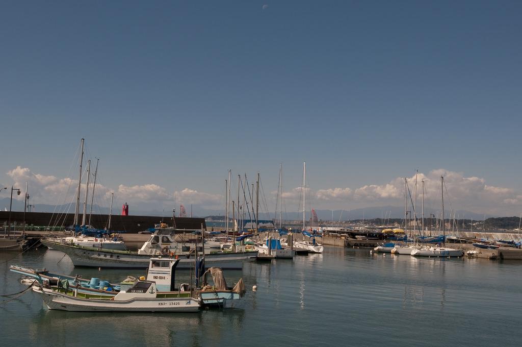 鐙摺(あぶずり)漁港