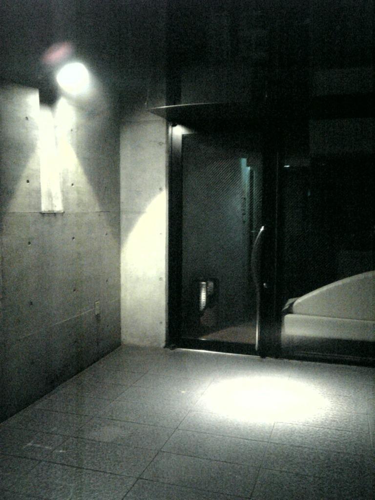 コンクリート空間