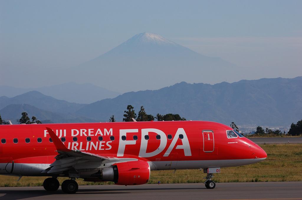 富士山とFDA
