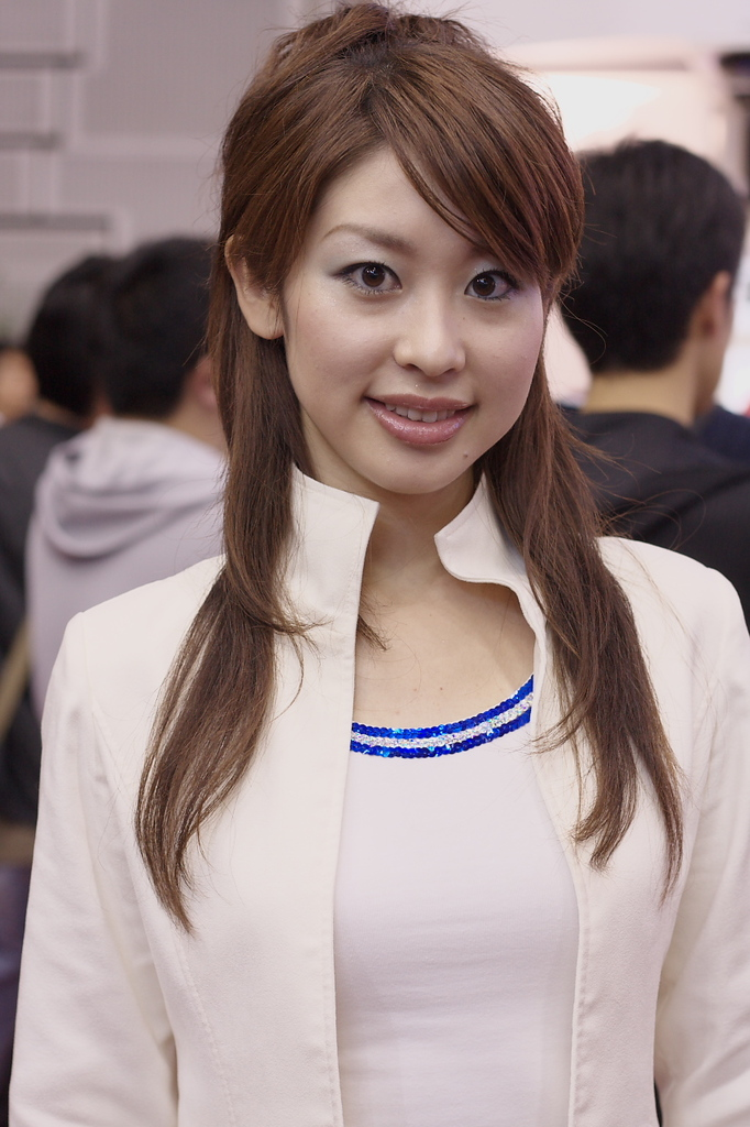 追憶・東京モーターショー2007 神本めぐみさん