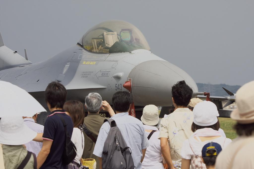 横田基地友好祭にて4