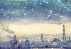 Snow factory❤