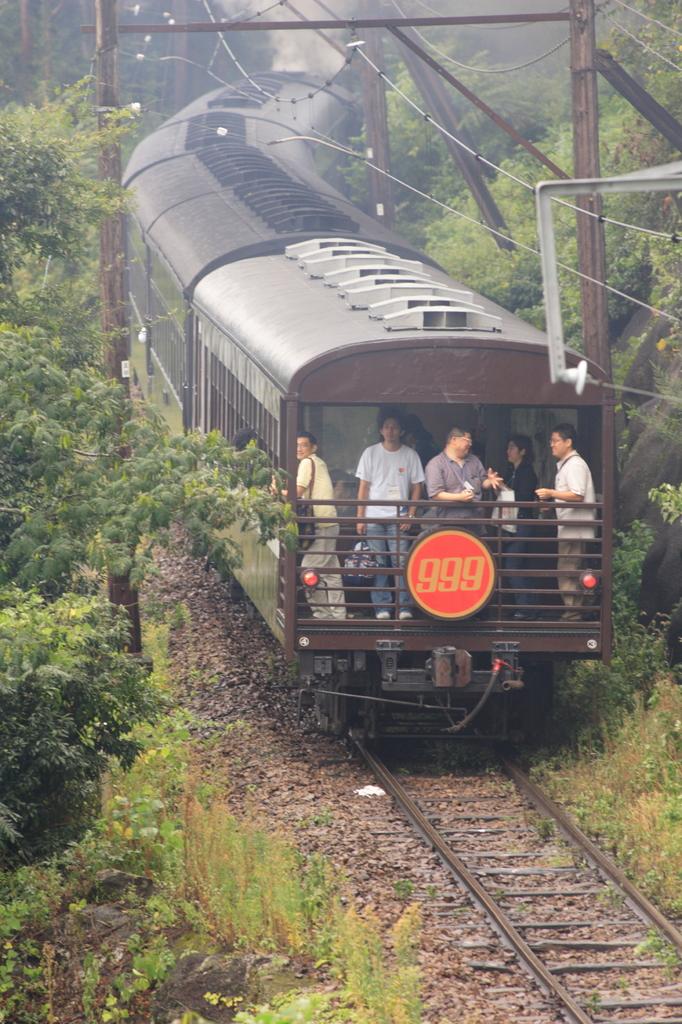 大井川鉄道999