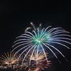 多摩川花火②