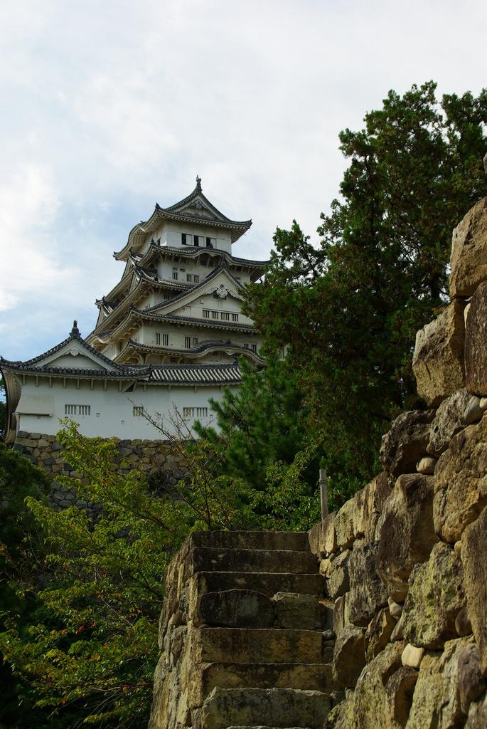 いわゆる姫路城