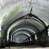 entrance to underground