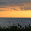 オホーツクの海遠景