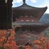 太山寺 三重塔(有形文化財)