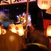 祭り、山車