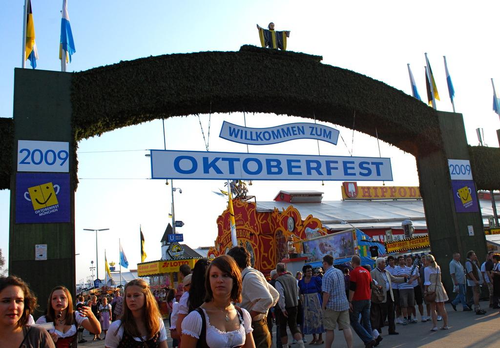 OKTOBER FEST!