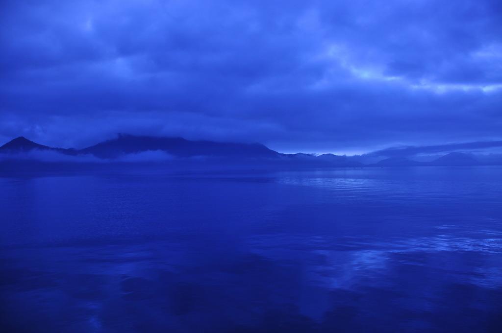 湖畔その2