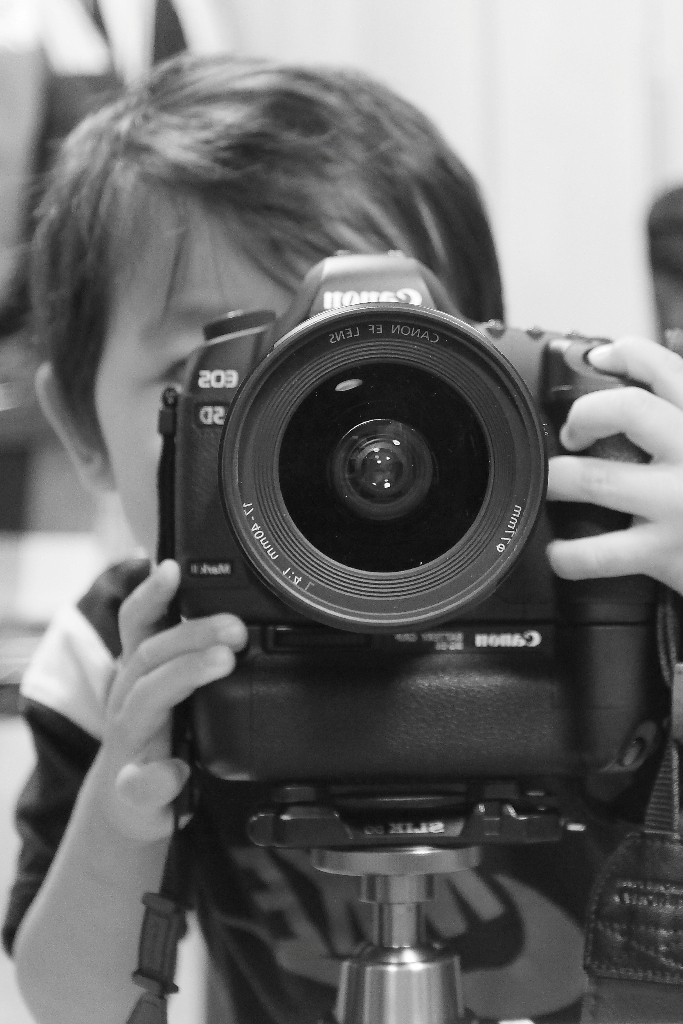 生まれて初めて撮った写真 CANON EOS5D Mark II