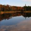 二湖 遠景