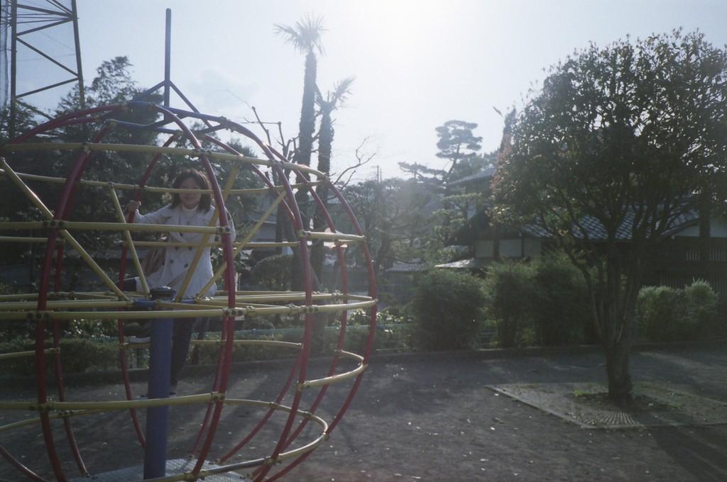 LOMO / 公園にて