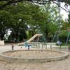 昼過ぎの公園