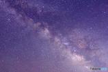 流星待ちの天の川