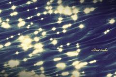 川面の輝き