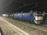 今、大宮駅にD51が。