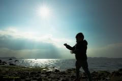 僕のお気に入りを太陽にかざして゚・*:.。. .。.:*・゜