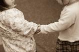 小さな手、大きな絆