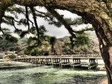 江戸風な渡月橋 #2