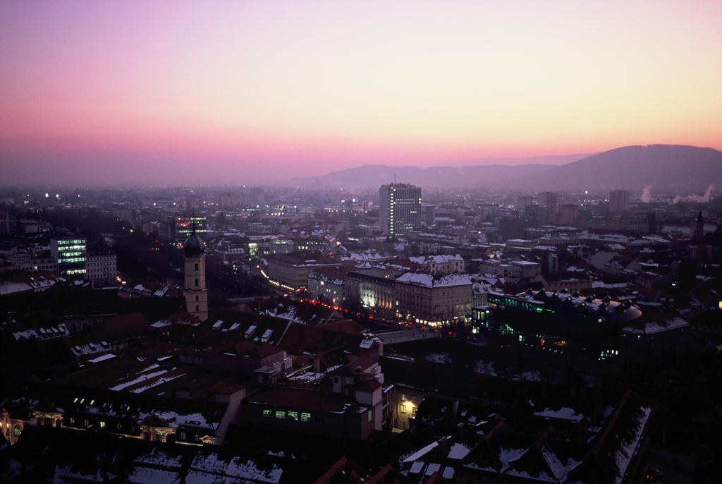 Graz@オーストリア(2004年)