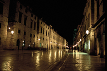 クロアチア@ドゥブロヴニク(Dubrovnik)にて