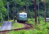 南海風 S字カーブ @大井川鉄道