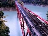 鉄橋だ~ #2 @奥大井湖上駅