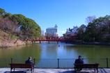 のんびりとした空間#2 @天王寺公園