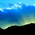 CANON Canon EOS Kiss X7iで撮影した(今日の空)の写真(画像)