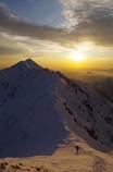 冬の伯耆大山2