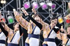学生よさこいチーム~粋恋~@YOSAKOI高松祭り