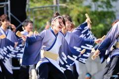 香川大学よさこい連 風華@YOSAKOI高松祭り①