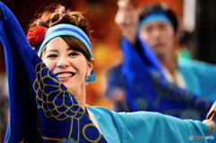 TADANO楽楽連@YOSAKOI高松祭り②