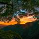 日の出の直前