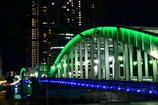 勝どき橋夜景1